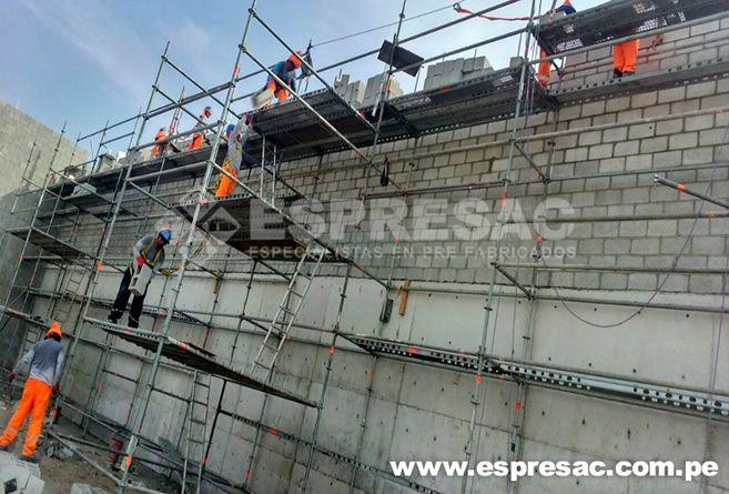 ventajas de prefabricados de concreto peru